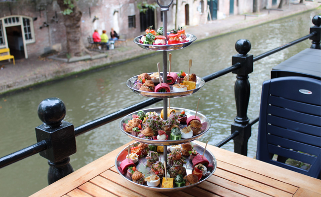 Le Bibelot catering high tea